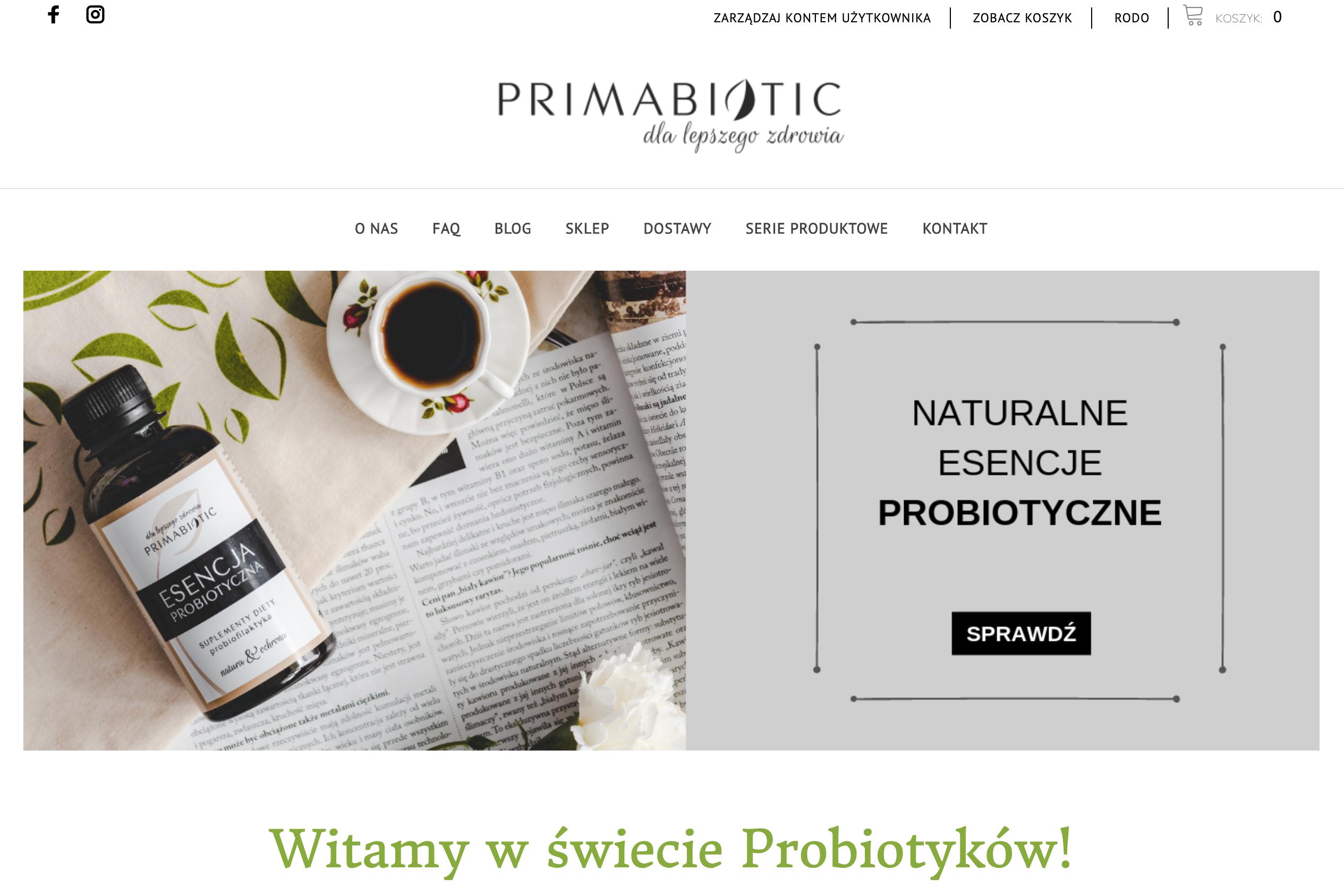 Primabiotic
