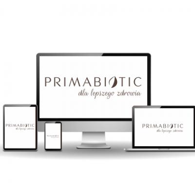 Platforma e-commerce dla Primabiotic